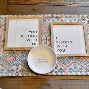 Target Accents - Taylor Swift inspired home decor